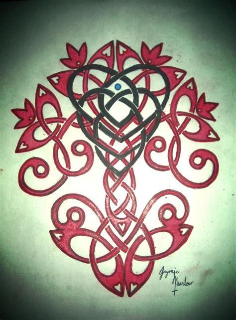 celtic mother tattoo motherhood knot tattoos motherhood knot celtic tree