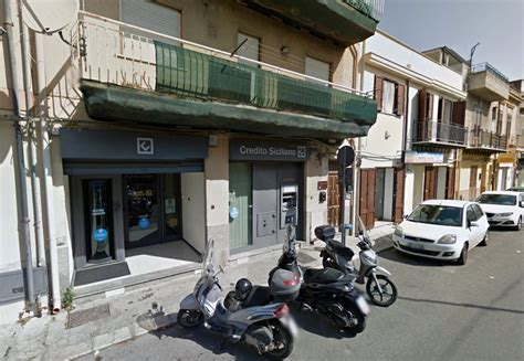 banco credito siciliano mondello rapinata la filiale credito siciliano