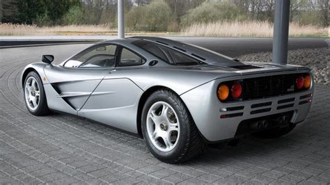 used mclaren f1 for sale low mileage mclaren f1 costs a 25 million