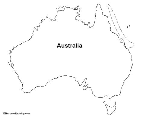 australia map outline outline map research activity 3 australia