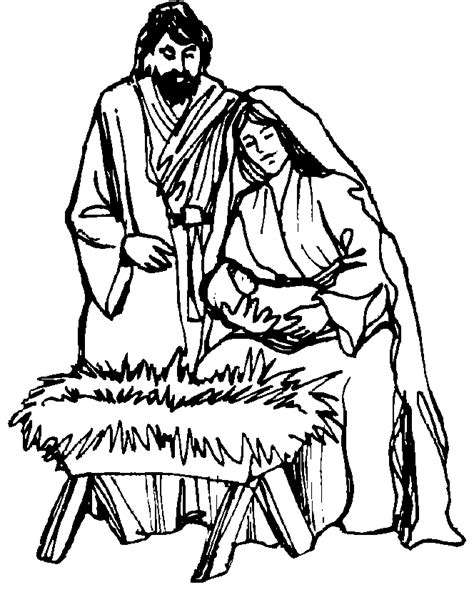 coloring page holy family holy family coloring page az coloring pages