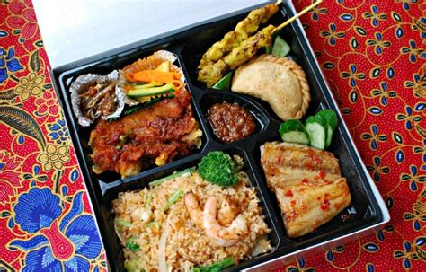 Katering Box Bento halal friendly bento in japan all about japan