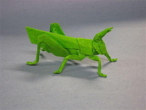 Grasshopper Origami - 50 exles of origami paper