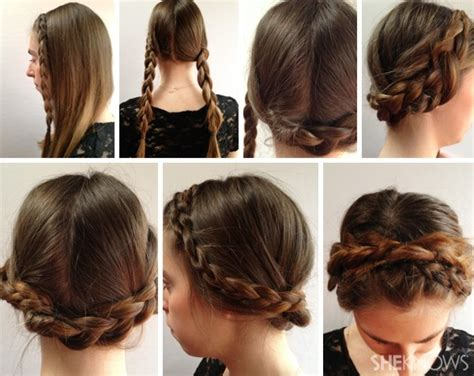 diy hairstyles for medium hair 101 easy diy hairstyles for medium and long hair to snatch