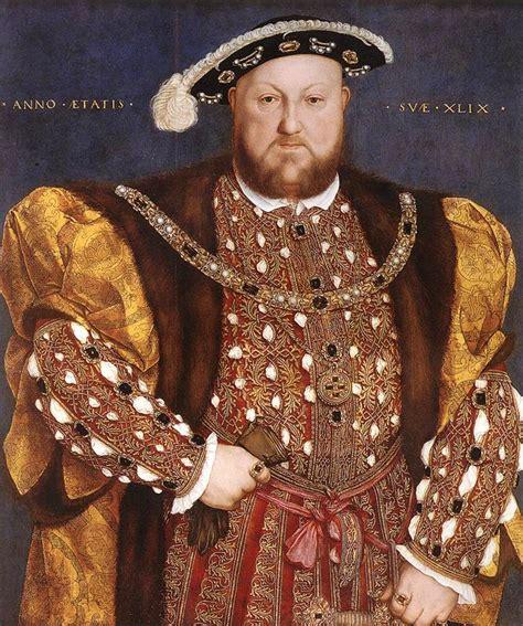 tudor king king henry viii 1491 1547