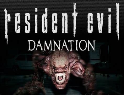 film bioskop resident evil terbaru capcom rilis trailer terbaru film resident evil damnation