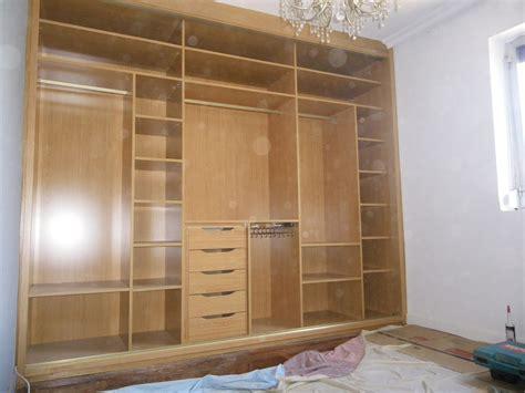 como hacer un armario empotrado con puertas correderas fotos de armario empotrado tumanitas