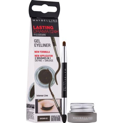 Maybelline Gel Eyeliner Lasting Drama maybelline eyeliner lasting drama delineador em gel