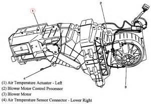 94 gmc sierra heater schematic 94 get free image about