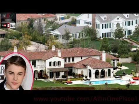 justin bieber house music justin bieber house in l a 6 5 million 2013 youtube