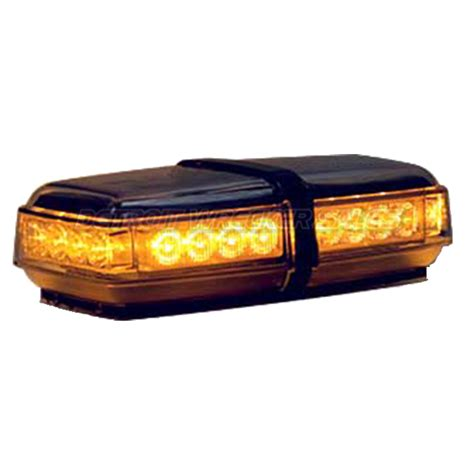 Magnetic Led Light Bar 11 Led Mini Light Bar Magnetic Mount Detroit Wrecker Sales