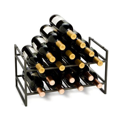 stackable wine rack iron stackable wine racks the