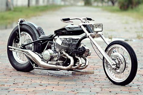 Kawasaki Motorrad Chopper by Wacky Races A Kawasaki 750 H2 Digger By Florida S Fna