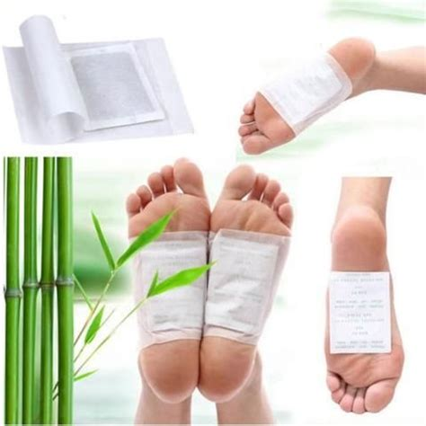 Tourmaline Detox Foot Pads by Benefits And Functionality Of Detox Foot Patches Hcg For