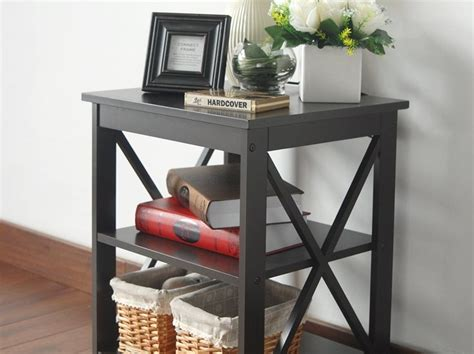 Top 14 Table With Shelf Underneath For Saving Space