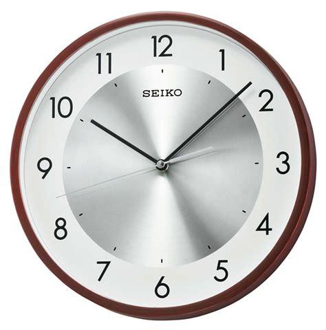 seiko quiet wall clocks seiko qxa615b wall clock quiet clock new ebay
