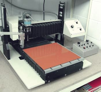 engraving table hold mat for engraving applications