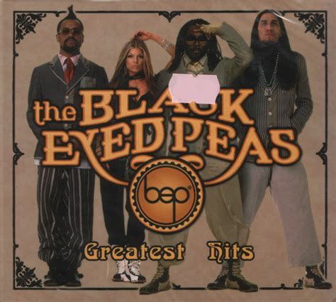Cd Album Black Eyed Peas black eyed peas the greatest hits cd at discogs