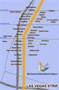 Las Vegas Map Strip by Map Of The Las Vegas Strip Map Holiday Travel