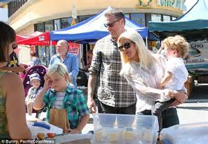 Spelling Using Inheritance For Reality Tv Show 2 by Spelling And Dean Mcdermott Show At Studio City