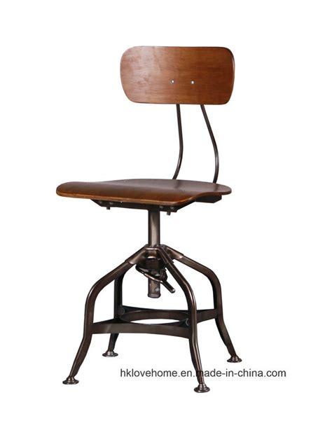 china industrial metal dining steel toledo bar chairs restaurant industriel en m 233 tal de reproduction moderne