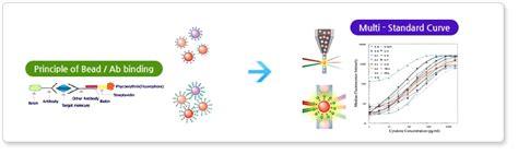multiplex bead array 연구실험부 l 의생명연구원