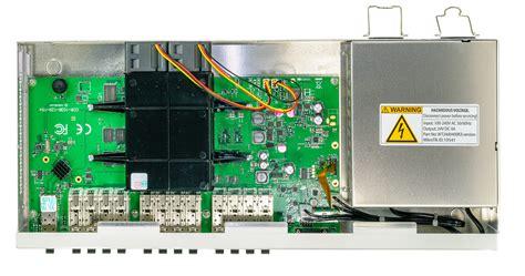 Mikrotik Ccr1016 12s 1s 2gb Ram 12 Port Gigabit Sfp Murah ccr1016 12s 1s nube router 12xsfp 1 sfp 16