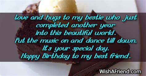 Best Friend Birthday Quotes For Boy by Best Friend Birthday Sayings