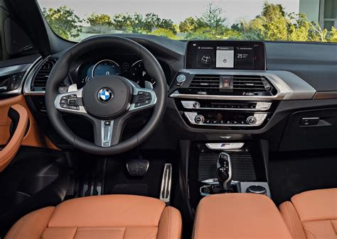 2018 bmw x3 interior 2018 bmw x3 officially revealed m40i confirmed