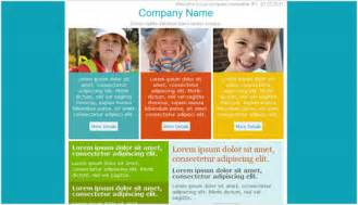 family email newsletter templates email newsletter