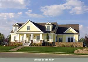 country modular homes country living s 2005 home of the year bsn homes