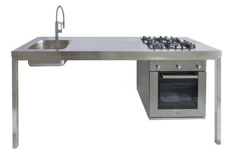 piano cottura e forno gps inox home