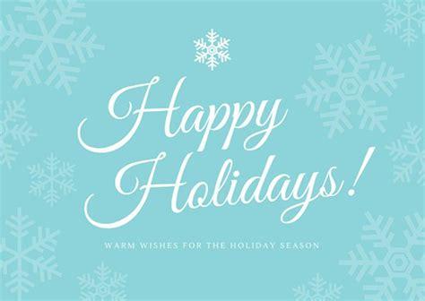 canva happy holidays happy holidays company greeting postcard templates by canva