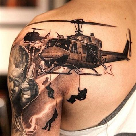 tattoo ideas military 40 army tattoo designs for men