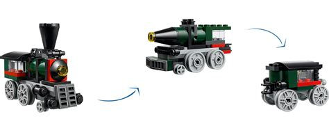 Lego Creator 31015 Emerald Express lego creator 31015 emerald express toys planet
