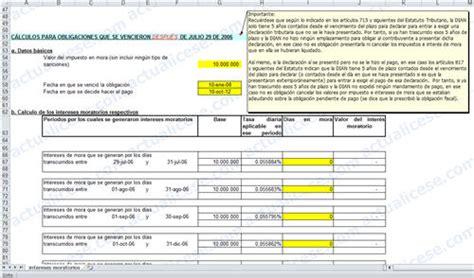 Calculo De Liquidacin En Excel 2016 | calculo de liquidacion 2016 excel