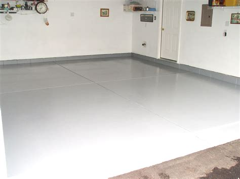 Paint For Garage Floor by Garage Floor Paint Options