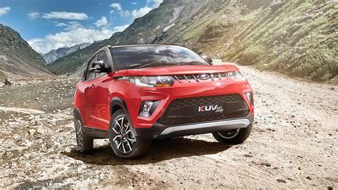 renault kuv mahindra kuv 100 nxt 2017 k8 petrol 6 str exterior car