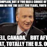 Bill Maher Memes - bill maher new rule meme generator imgflip