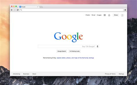 google themes not working yosemite chrome web store
