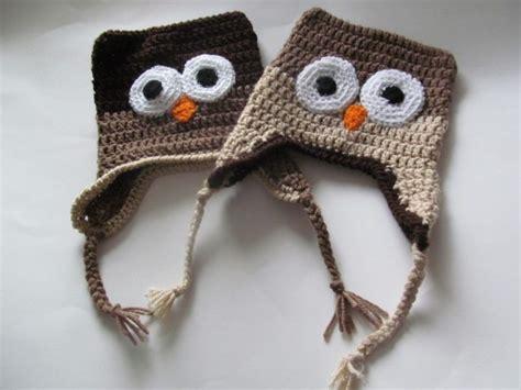 free pattern owl hat crochet owl hat pattern