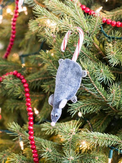Tree Handmade - craft make a mouse hgtv