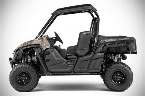 yamahas  wolverine  side  side sport vehicle