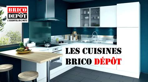 Les cuisines Brico Dépôt   Le Blog des cuisines