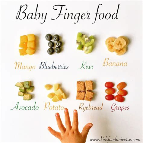 when do babies start table food baby finger food chart food