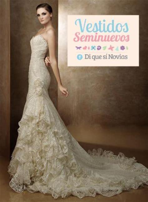 imagenes de vestidos de novia baratos vestidos de novia seminuevos di que si novias vestidos de