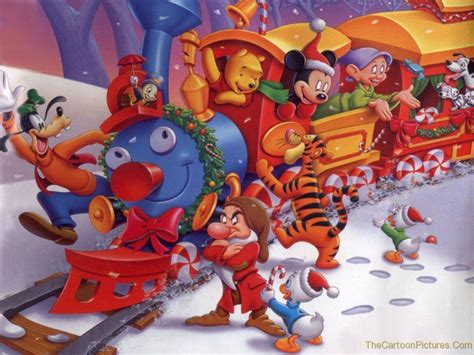 christmas wallpaper cartoons winnie the pooh wallpapers wallpaper cave