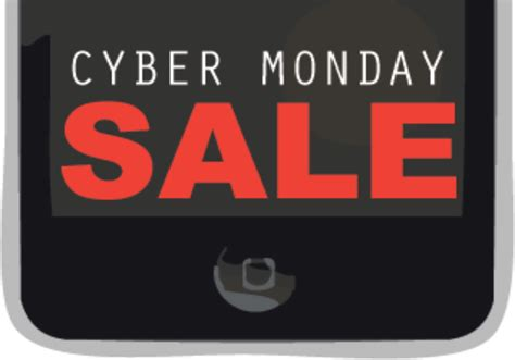 cyber monday apps