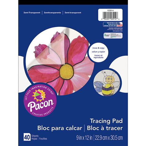 My Pad Stick And Learn Activity Book Us Stc Stickb tracing pad 9x12
