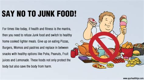 Reasons To Avoid Fast Food by 5 Reasons Why You Should Avoid Junk Food